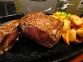 ステーキやるじゃん
