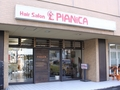 hair salon PIANiCA