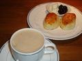 スコーンとワッフルの香茶専門店 フレグランス