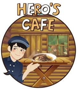 HERO'S☆CAFE 最新NEWSは 「 まいぷれ甲賀 」 で( ´ ▽ ` )ノ