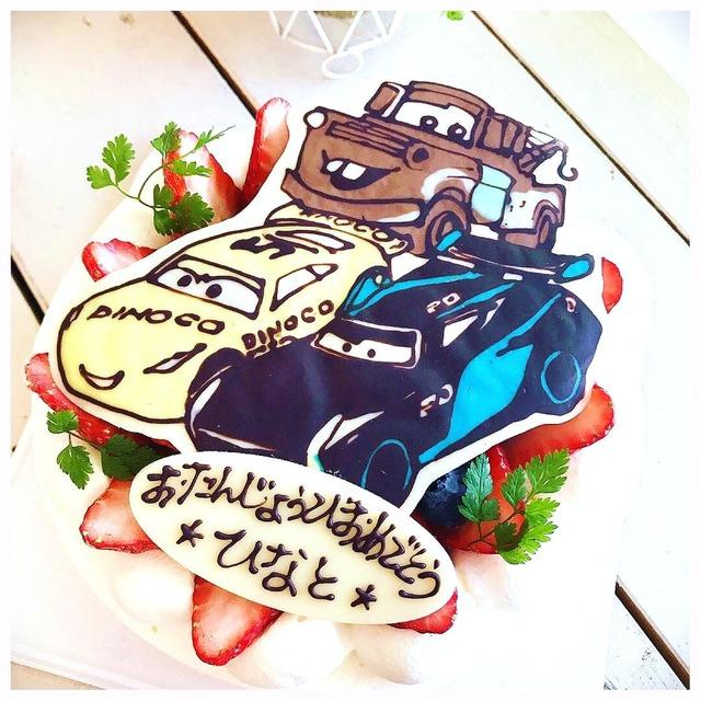「torte」のカーズケーキ