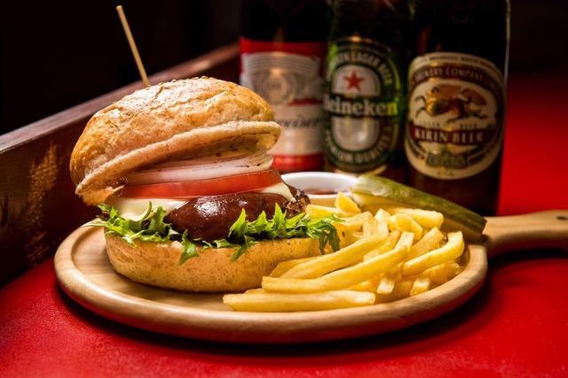 石巻 ハンバーガー