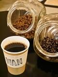 Organic Coffee Stand WAN