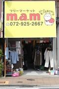 フリーマーケットm.a.m