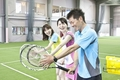 インドアテニススクール ラフ早良校
