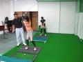 Fit golf indoor golf school
