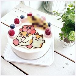 (通販②)●似顔絵、キャラクターケーキの通販でお伺いしていること