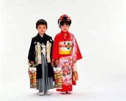 【七歳】ヘア&メイク&着付け…¥16,200 【早朝予約可】