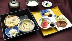★12月の東山御膳(※写真)と松花堂弁当★