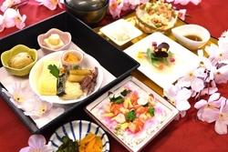 ★3月の東山御膳と松花堂弁当★