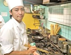 青山 健也 ( キッチン )
