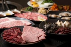 ブランド和牛の美味しい部位が勢ぞろい!贅沢すぎる、まさに肉の「極み」。