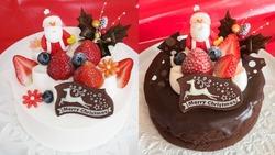 2018年クリスマスケーキご予約受付中♪