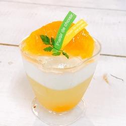 【夏限定】サマーオレンジゼリー