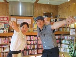 FM滋賀 6月17日に~HERO'S★CAFE!! ONAIRされました!
