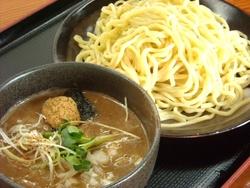 ★7/27~スタートの新メニュー★濃厚魚介つけ麺